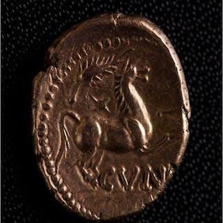 Celtic Catuvellauni Stater (1st century AD)