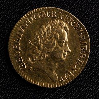 George I gold guinea (1714-1727)