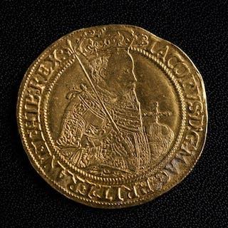 James I 1605-1625 Unite (1605)
