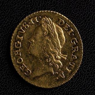 George II gold guinea (1727-1760)