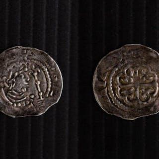 Stephen 1135-1154 Watford type Penny (1136 – 1145)
