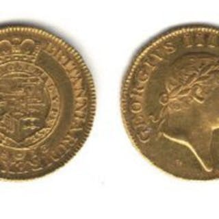 George III Military Guinea (1813)