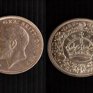 George V Crown 1933