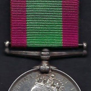 Afghanistan 1878-80. Afghan War Medal