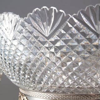 An Impressive George III Silver Epergne or Centrepiece, London 1808