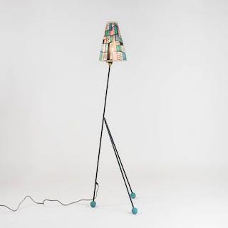 Giraffen, golvlampa Ateljé Lyktan Hans Bergström