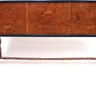 Swedish grace sideboard, model Haga, by Carl Malmsten for Nordiska