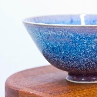 """Aniara"" stoneware bowl by Sven Wejsfelt"
