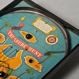 Treasure Hunt Pinball by Gotham, 1936