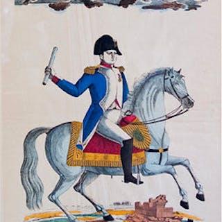 Napoleon-Le-Grand, French print, 1877