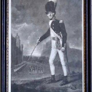 Sergeant Major Patrick Gould, 1794