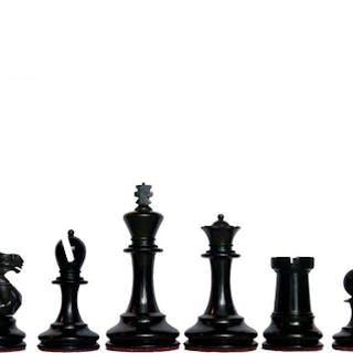 """Staunton Pattern"" Chess Set, circa 1890"