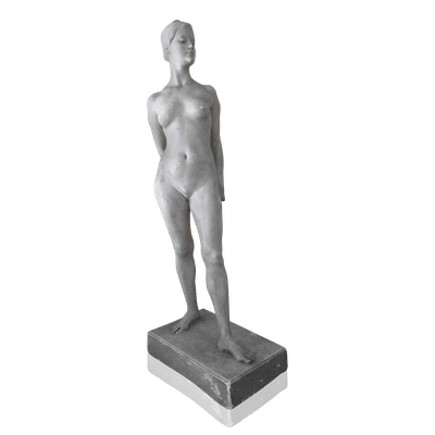 Karl Theodore Bitter 1867-1915 American sculpture of Doris Doscher