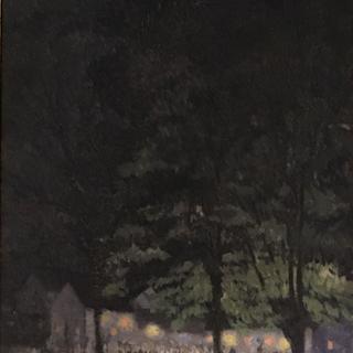 William Sherman Potts [1876-1930] New York Artist Impressionist Painting