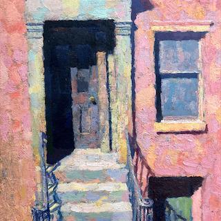 John Peter Russell [1859-1930] Australian Impressionist painter :