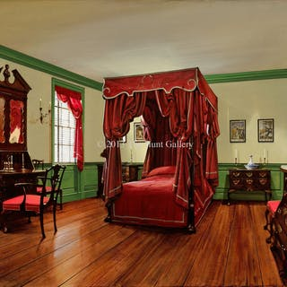 Chippendale Bedroom