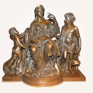 Cornelia and her sons