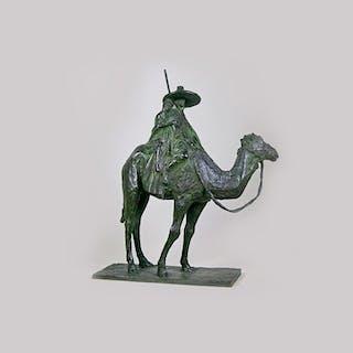 A camel rider