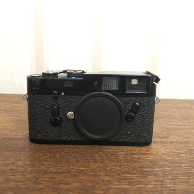 Leica M4 with Camera Accessories, FR3SHRE8