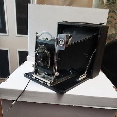 4 X 5 Kodak Accordian Box Camera, FR3SHRE8