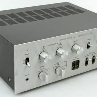 JA- S31 Stereo Integrated Amplifier - JVC