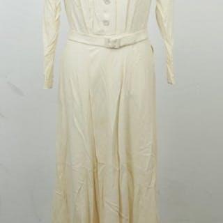 4a61bc628c7c Vintage Bröllopsklänning - Vintageklänning – Pågående försäljningar – Alla  auktioner på Barnebys.se