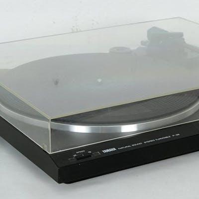 Skivspelare - Vinylspelare - Yamaha Model No. P-28