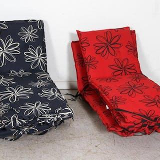 10 st stolsdynor för positionsstolar - Dynor