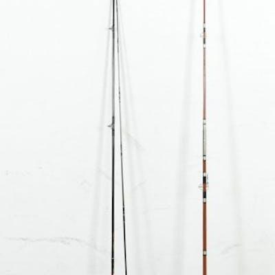 Flufiskespö & Kastspö - Abu Garcia - Reflex - Moon 4000