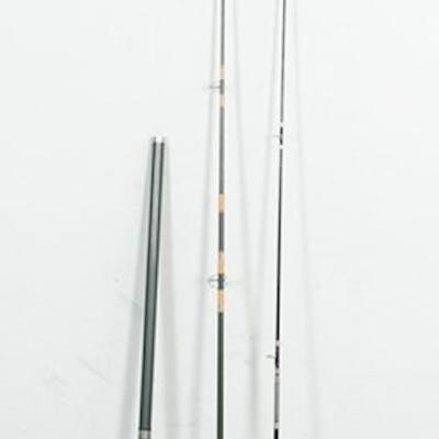 2 st. Kastspön m rullar samt ett metspö - Daiwa - Abu Garcia