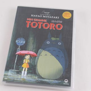 DVD, Miyazaki, Min granne Totoro