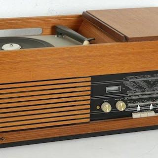 Radiogrammofon - Philips -Typ H4S 03A - 1950/60-tal