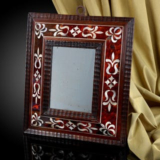 Spanish Colonial Mirror 17th century