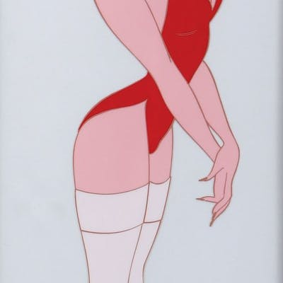 Holli Would Publicity Cel From Cool World Barnebys
