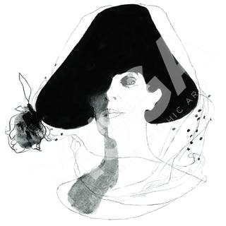 Viola Z i den svarta hatten. Jane Bark