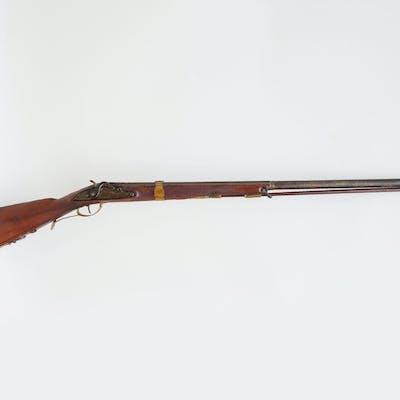 Slaglåsgevär för jakt