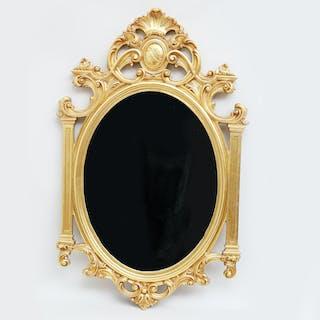 Spegel rokokostil