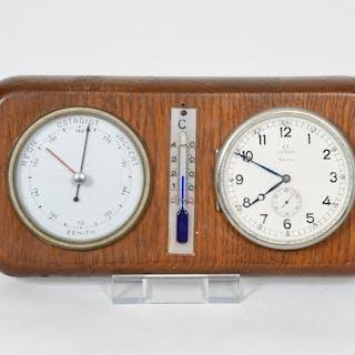 Barometer samt Omegaur