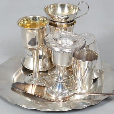 Parti silver