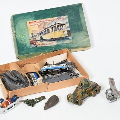 Äldre leksaker