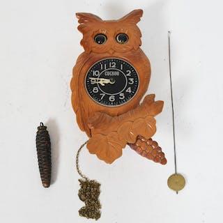Väggur, Cuckoo Clock co. Tokyo Japan