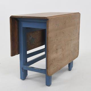 Slagbord, 1800-tal