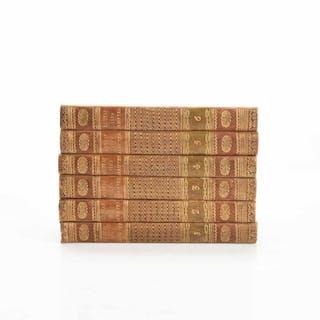 Gustaf III:s skrifter, 6 volymer