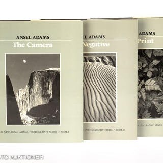 The New Ansel Adams Photography Series 1-3