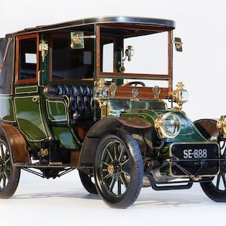 1906 CGV 20 HP TC1 Landaulet