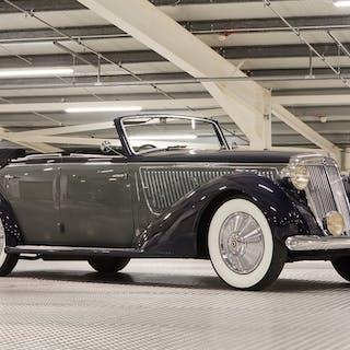 1938 Lancia Astura Four-Door Cabriolet