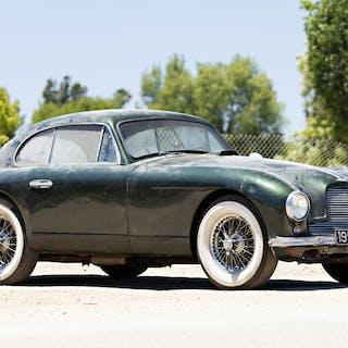 1953 Aston Martin DB2 Saloon