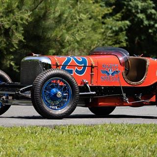 "1932 Hudson ""Martz Special"" Indy Car"