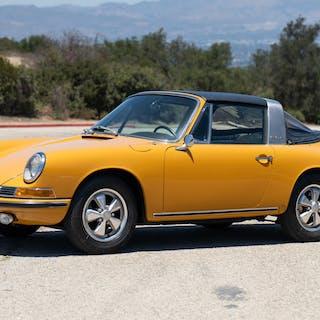 1967 Porsche 911 2.0 S Soft-Window Targa