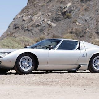 1970 Lamborghini Miura P400 S